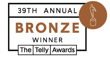 Telly Award Bronze